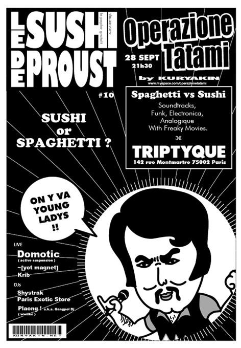 Sushi de Proust 10